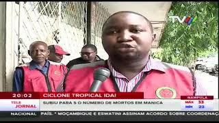 Ciclone Tropical IDAI: subiu para 5 o número de mortos em Manica