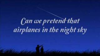 Hayley Williams - Airplanes (Paramore Mix) Lyrics