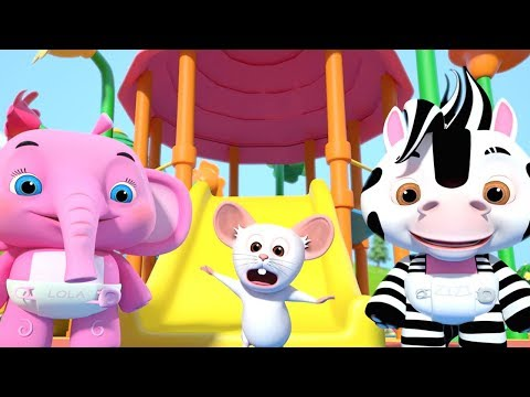 Head Shoulders Knees and Toes | Nursery Rhymes & Action Songs for Kids | Cartoon by Little Treehouse
