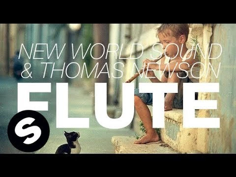 New World Sound & Thomas on  Flute Original Mix