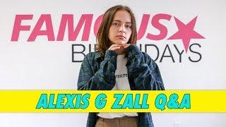 Alexis G. Zall Q&A