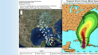 Nobody has noticed this yet about S-Tropical Storm Alberto - Eerie similarities