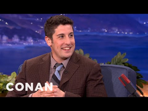 Jason Biggs' Home Stripper Pole Is History - CONAN on TBS