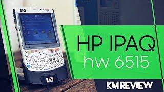 HP iPAQ hw6515: мобильный мессенджер (2005) - ретроспектива