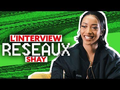 Youtube: Shay Interview Réseaux: Nero Nemesis tu stream? Dj Snake ça match? The Wire tu binges?