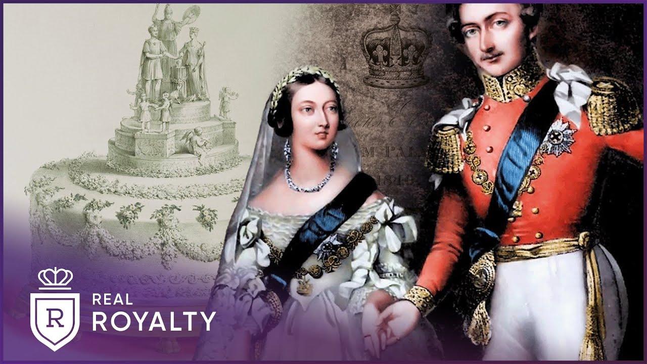 Preparing A Royal Wedding Feast | Royal Recipes | Real Royalty