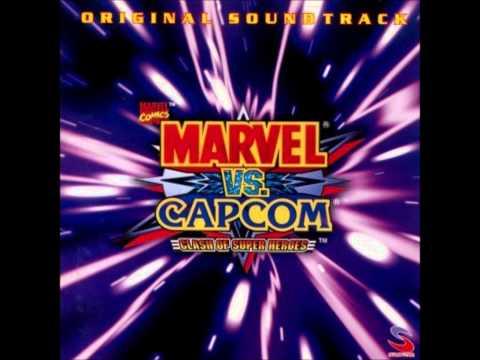 Marvel Vs Capcom Music: Captain America's Theme Extended HD
