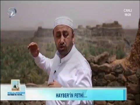 ömer döngeloğlu  07 resulullahin izinde   hayberin fethi   youtube