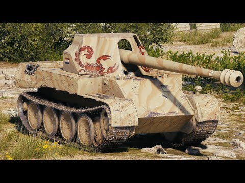 World of Tanks Rheinmetall Skorpion G - 7 Kills 8,5K Damage thumbnail