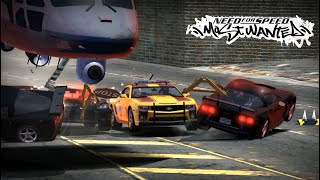 NFS MW Extreme Hard Final Prsuit with Chevrolet Camaro SS Bumblebee Cop Version (2010) C*C*C* SUBSCRIBE - LIKE - COMMENT - SHARE C*C*C* ...
