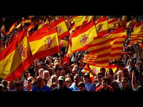 A Simple Question: Catalonia wants the independence from Spain