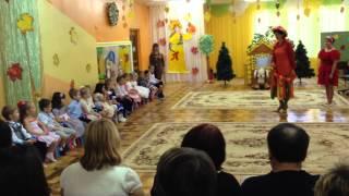 дети расказываю стихи детский сад Воротынск