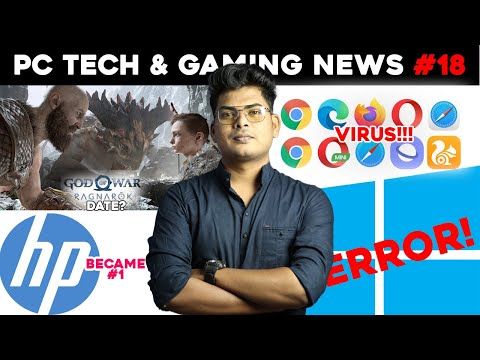 [Hindi] Latest Laptop Launches | Latest PC Tech News | Gaming News | 20+ New Games are Launching |