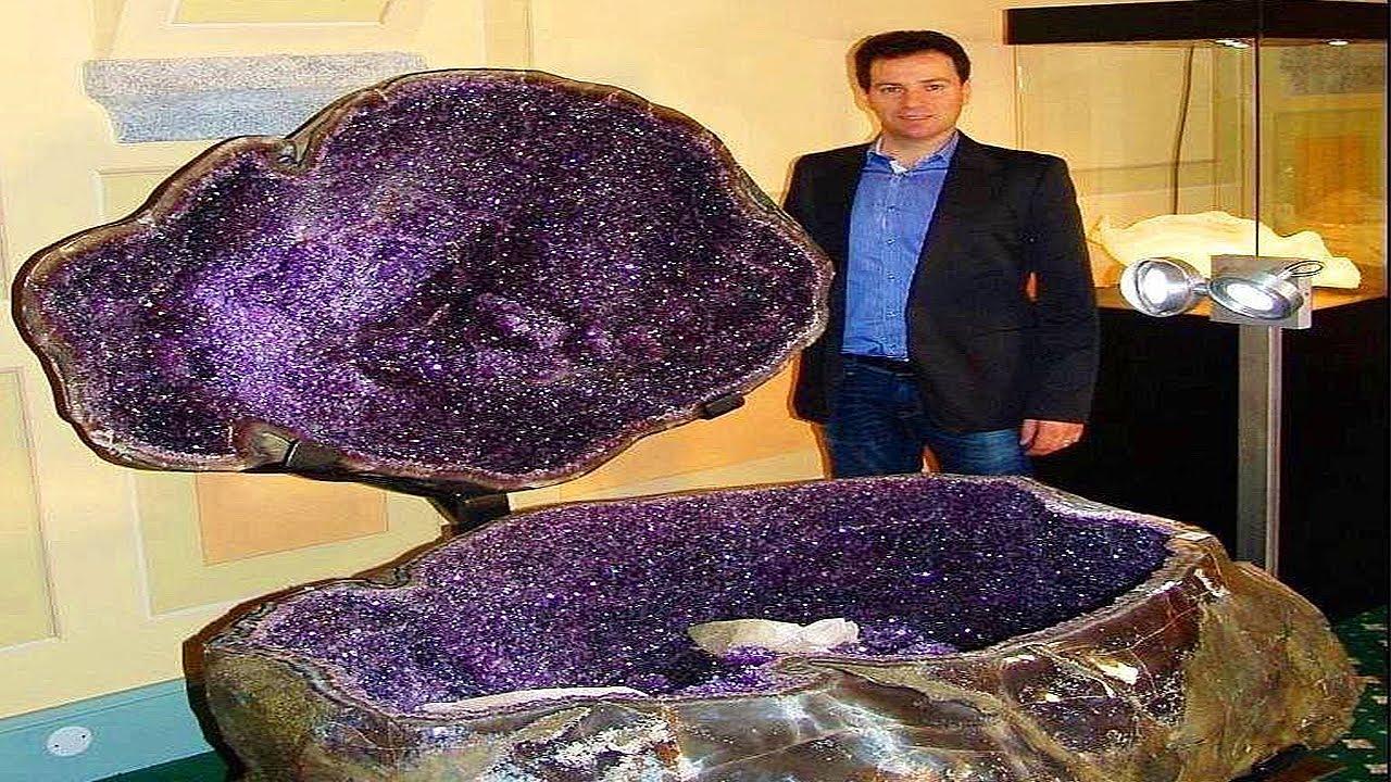 Top 15 Biggest Crystals