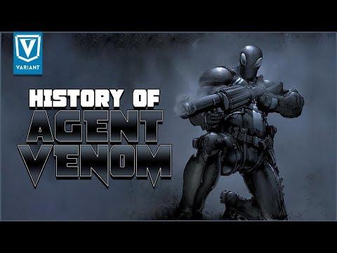 History Of Agent Venom!
