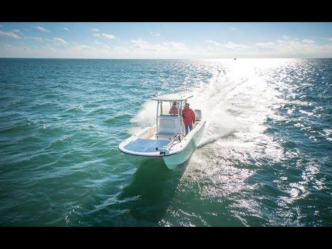 Tideline 235 Hybrid Offshore and Inshore Promo