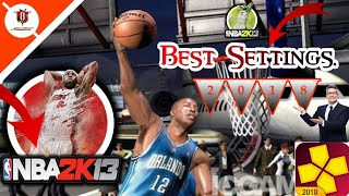 || NBA BALLERS || game BEST SETTINGS FOR PPSSPP GOLD 1.5.4 2018.
