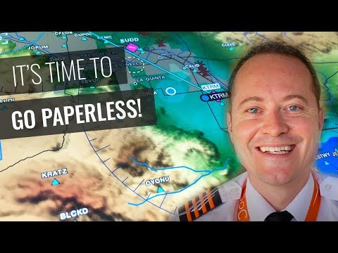 Let's Go Paperless!