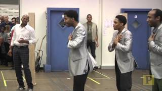 """A Sneak Peek At The Sounds Of """"Motown The Musical"""""""