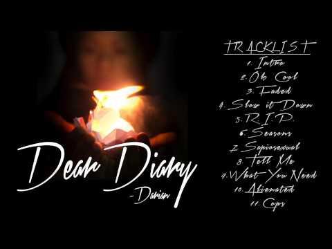 Darian - Dear Diary - Full EP (Audio)