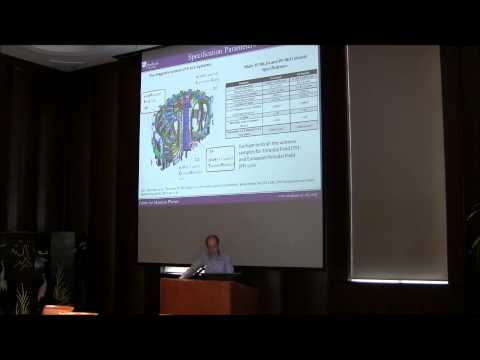 """Damian Hampshire  - """"The European Fusion Energy Reference Laboratory for Superconducting Materials"""""""