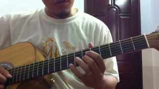 Cách chọn lựa vị trí đánh nốt nhạc hợp lý nhất - Học guitar online - Học đàn guitar HocDanGhiTa.Net