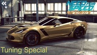 [Corvette Z06 C7 New Rims & Color] Need for Speed - No Limits [1080p / FullHD]