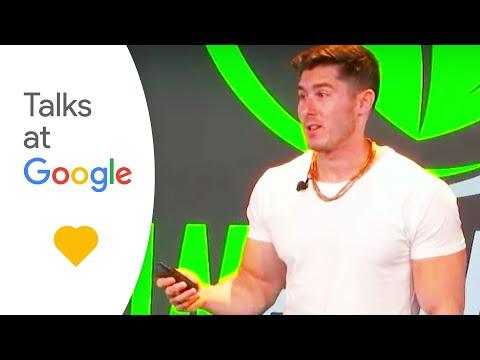 """Nimai Delgado: """"How Eating Plants Changed My Life - How It Could Change Yours"""" 