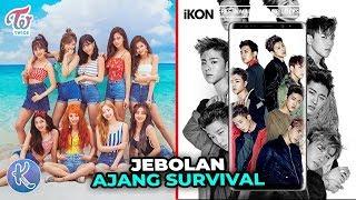 Baixar Penuh Perjuangan! Inilah 7 Grup Kpop Terpopuler Jebolan Ajang Survival Show