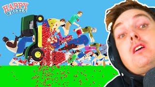 i love happy wheels