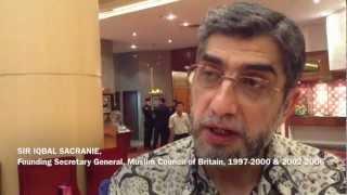 British Muslims at the 8th World Islamic Economic Forum