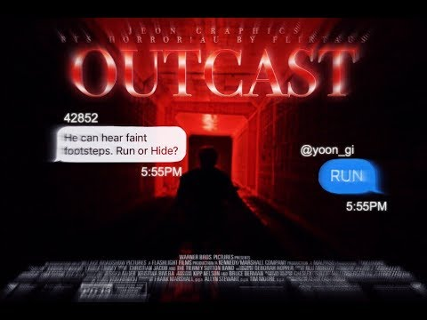 BTS OUTCAST [HORROR AU / FANFIC] DAY 6 #BTSoutcastD6 [BONUS DAY]