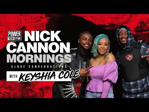 Uptown Angela - Nick Cannon Calls Keyshia Cole an Elder