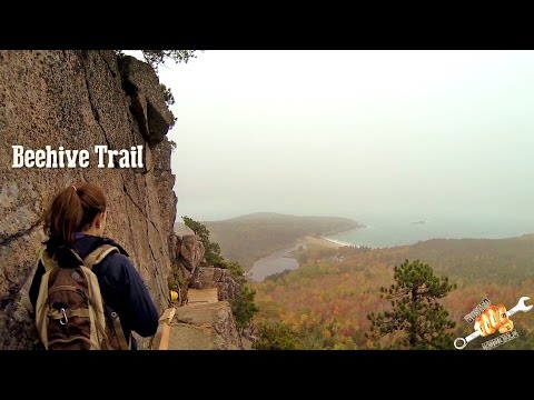EXPLORE BEEHIVE TRAIL Acadia National Park