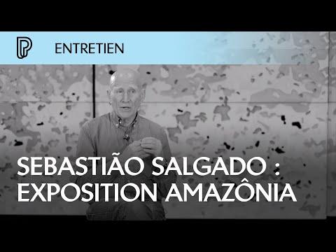 Grand entretien : Sebastião Salgado | exposition Salgado Amazônia