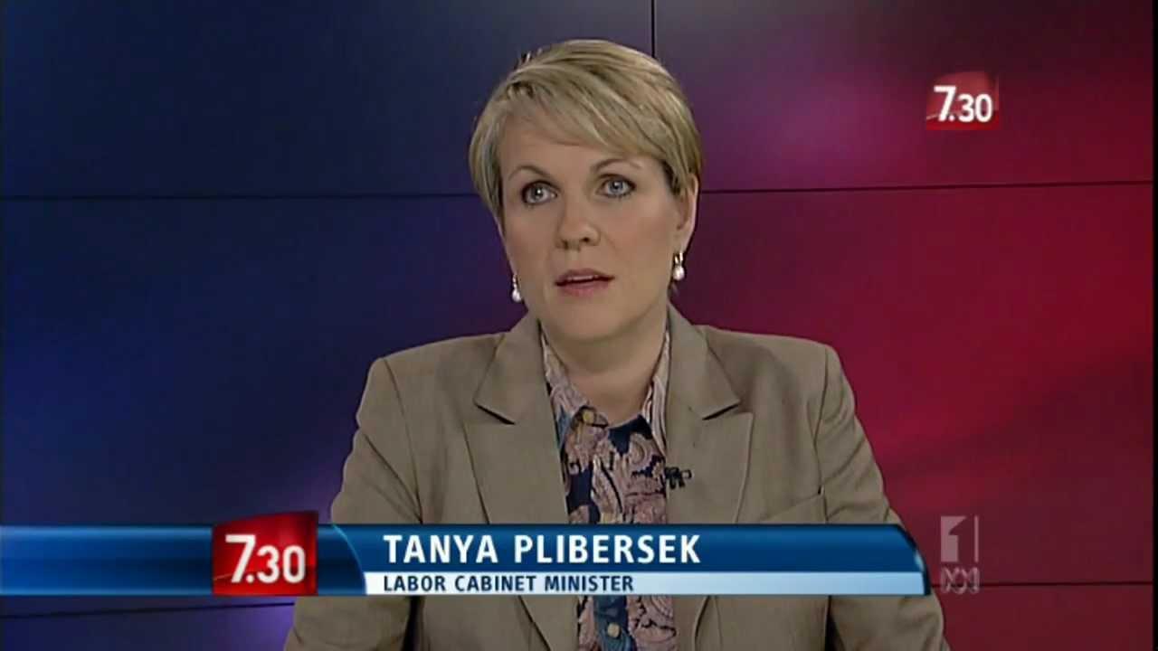 tanya plibersek discusses the upcoming labor leadership spill