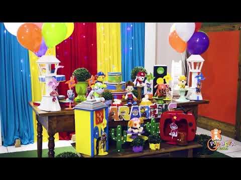 Festa Infantis - Pirueta Festas Poa