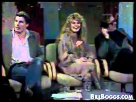 Christopher Reeve Interview with Bill Boggs