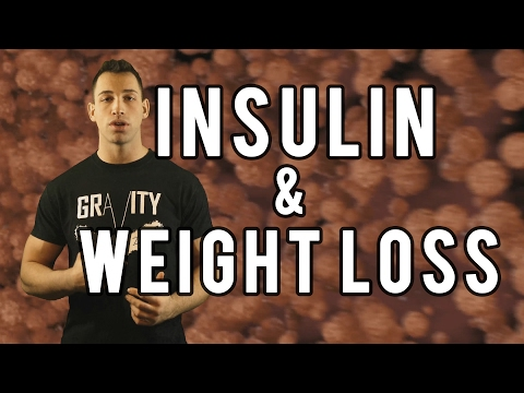 Insulin and Weight loss ➠ How to Control & Lower Insulin Resistance Levels Fat Loss Diabetes Leptin
