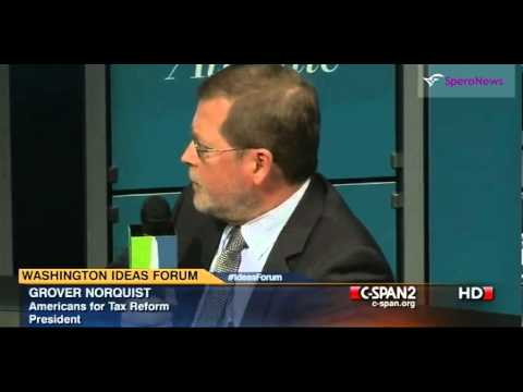 Grover Norquist reviews 2016 GOP Presidential candidates