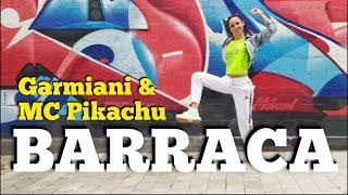 BARRACA - Garmiani & MC Pikachu | ZIN 81 | ZUMBA Fitness