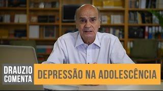 Depressão na Adolescência e Antidepressivos | Drauzio Comenta #03