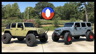 Meetup With Anvil JKU and New Winch Install