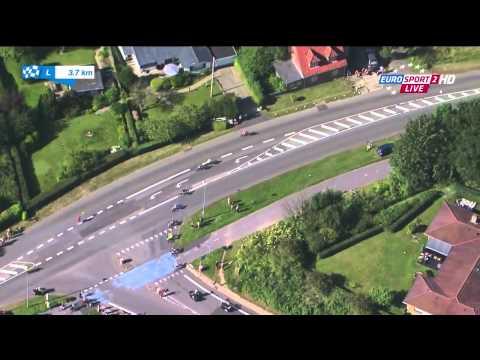 Tour of Denmark / Post Danmark Rundt 2015 - Stage 03 - [Last 18 KM]
