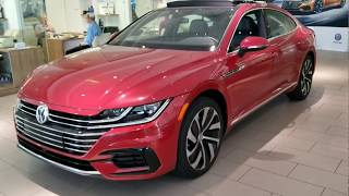 Volkswagen Arteon full features and drive review