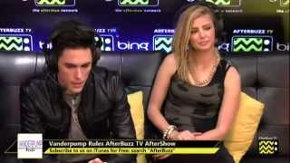 Vanderpump Rules AfterShow w/Tom Sandoval & Ariana Madix Season 2 Episode 15 | AfterBuzz TV