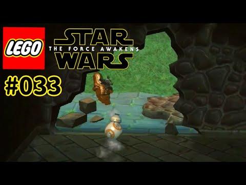 Lego Star Wars: Das Erwachen der Macht #033: Flucht aus dem Schloss [Android]