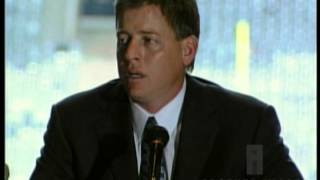 Troy Aikman Retirement Speech