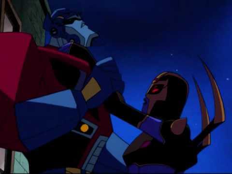 Tribute to Optimus Prime & Blackarachina - TFA Music Video