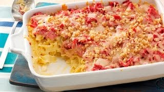 Reuben Casserole - Healthy Food - Diabetic Food - How To